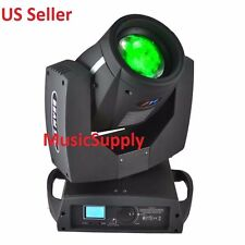 DJ 7R 230w SHARPY BEAM 17 GOBO MOVING HEAD LIGHTING 16ch DMX STAGE PARTY SHOW