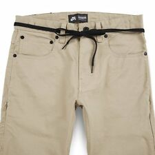 Nike SB FTM 5 Pocket Skateboarding Pants - Men's 32 X 30  $85.00  685949 235 TAN