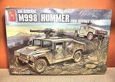 1/35 AMT M998 HUMMER TOW MISSILE CARRIER MODEL KIT #8672