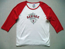 Girls Boys RED SOX shirt Sz L Boston baseball youth kids