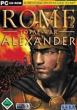 Rome Total War Addon alexander alemán usado muy buen estado