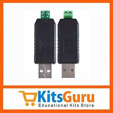 USB to RS485 485 Converter Adapter Support Win7 XP Vista Linux Mac OS KG297