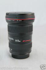 Canon EF 16-35 mm F/2.8 L II USM Objektiv original packaging