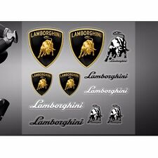 Car Sticker Logo Racing Motor Sports for Lamborghini