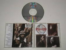 FUGEES/BLUNTED ON REALITY (COLUMBIA 474713 9) CD ALBUM