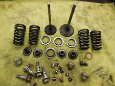 2009 KTM 450 EXC Cylinder head components springs collets etc. 09 450EXC EXC450