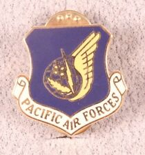 USAF Air Force DI Pin:  Pacific Air Force, dark blue - cb, Meyer 22M
