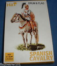 Hat 8055 Cavalleria Spagnola. GUERRE PUNICA-Cartaginesi. SCALA 1/72.