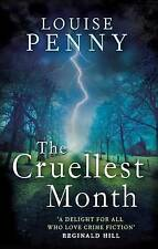 The Cruellest Month, Louise Penny, New condition, Book