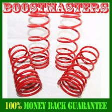 Lowering Springs Toyota COROLLA Levin Trueno  84-87 85 86 87 AE86 RED
