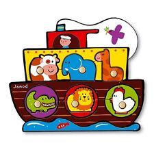Ark peg puzzle par janod neuf et scellé