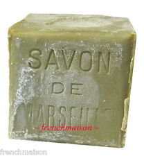 HANDMADE Provence Savon de Marseille OLIVE OIL FRENCH SOAP Jumbo 1000g New