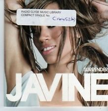 (BP416) Javine, Surrender - DJ CD