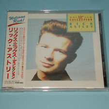 "Rick Astley (PWL) - The 12"" Collection (Japan CD Album + OBI) - 1989"