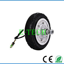 "cheap 8""(8inch) brushless gearless hub motor for electric scooter"