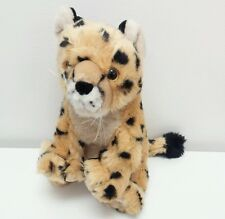 "Wild Republic Plush Cheetah Tiger Lion 10"" Stuffed Animal Toy"