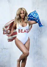 Beyonce 'a4 260gsm Poster Stampa