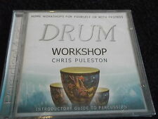CD Drum Workshop da Chris puleston una guida introduttiva a percussione