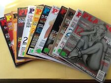 Playboy Magazine 2007. Pick The Month U Want. Pictures of Actual Issues For Sale