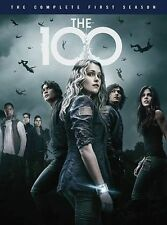 The 100: The Complete First Season 1 (DVD, 2014, 3-Disc Set)