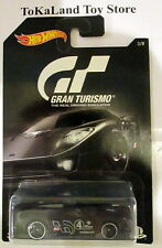 H3 Hot Wheels 2016 Gran Turismo Play Station Black Ford GT LM Car
