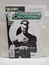 Green Lantern DC New 52 #1 Capullo Variant Cover Edition Geoff Johns