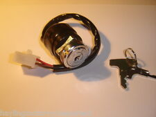 AFTERMARKET IGNITION SWITCH HONDA CG125 CG 125 77-81 4 WIRES WITH A BLOCK NEW