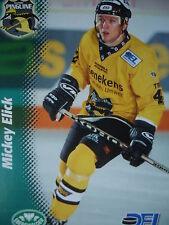 141 Mickey Elick Krefeld Pinguine DEL 1999-00