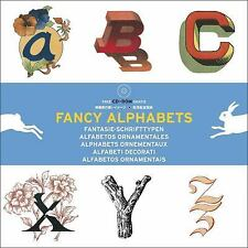 Fancy Alphabets (Pepin Patterns, Designs and Graphic Themes)-ExLibrary