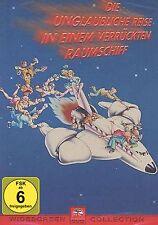 Die unglaubliche Reise in einem verrückten Raumschiff - DVD - OVP - NEU