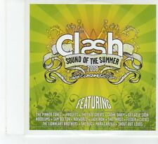 (FR10B) Clash Magazine: Sound Of The Summer - 2008 unopened CD