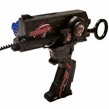 Beyblade Duotron Dual Launcher / Ripper, BLACK WBBA Version - USA SELLER!