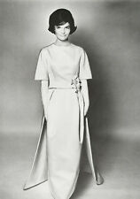 Jacqueline Kennedy Onassis UNSIGNED photo - D451 - BEAUTIFUL!!!!