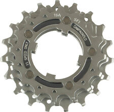 Assieme Pignoni CASSETTA CAMPAGNOLO 11s 16-17-18T/SPROCKET CARRIER ASSEMBLY 16A
