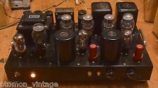 2A3/45 PP stereo tube amplifier with All Sansui, interstage transformer A-102