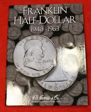 34 FRANKLIN  HALF DOLLARS AV CIRC NEW HARRIS BOOK CHECK OUT STORE FH113