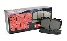 StopTech PosiQuiet Front Brake Pads for 07-08 Mazdaspeed3 / 06-07 Mazdaspeed6