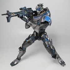 Square Enix Mass Effect 3 Garrus Vakarian Play Arts KAI Action Figure Loose