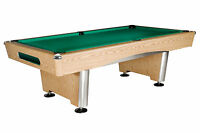 POOL Billard Tisch Billiard TRIUMPH 8 ft  Billardtisch Schiefer eiche