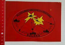 Pegatina/sticker: roland flugabwehrgefechtsstand (26101616)
