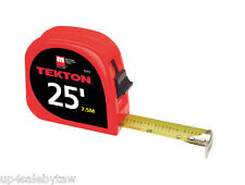 "Tekton  25' X 1"" Tape Measure"