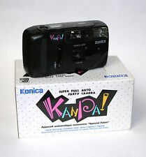 Konica Kanpai 35mm Sound Activated Camera (DL)