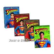 The Adventures of Superboy: Complete TV Series Seasons 1 2 3 4 Superman DVD Sets