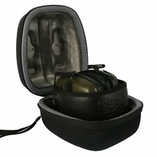 Storage Carrying Travel Case for Howard Leight Impact Sport OD Electric Earmuff