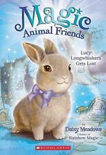 Magic Animal Friends: Lucy Longwhiskers Gets Lost 1 by Daisy Meadows (2015,...