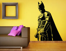 Batman Wall Decal Vinyl Sticker The Dark Knight Superhero Atr Home Decor (10b2j)