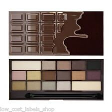 I heart Makeup I ♡ Chocolate Eyeshadow Palette  Death By Chocolate