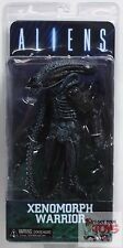 "NECA XENOMORPH WARRIOR Blue ALIENS Series 2 2014 7"" INCH Action Figure"