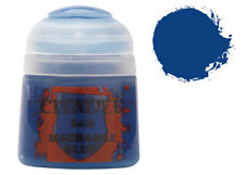 MACRAGGE BLUE 21-08 Paint Pot (Games Workshop Citadel Warhammer 40K) New 12ml