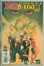 Marvel Comics X-Men Children Of The Atom #1 November 1999 VF+